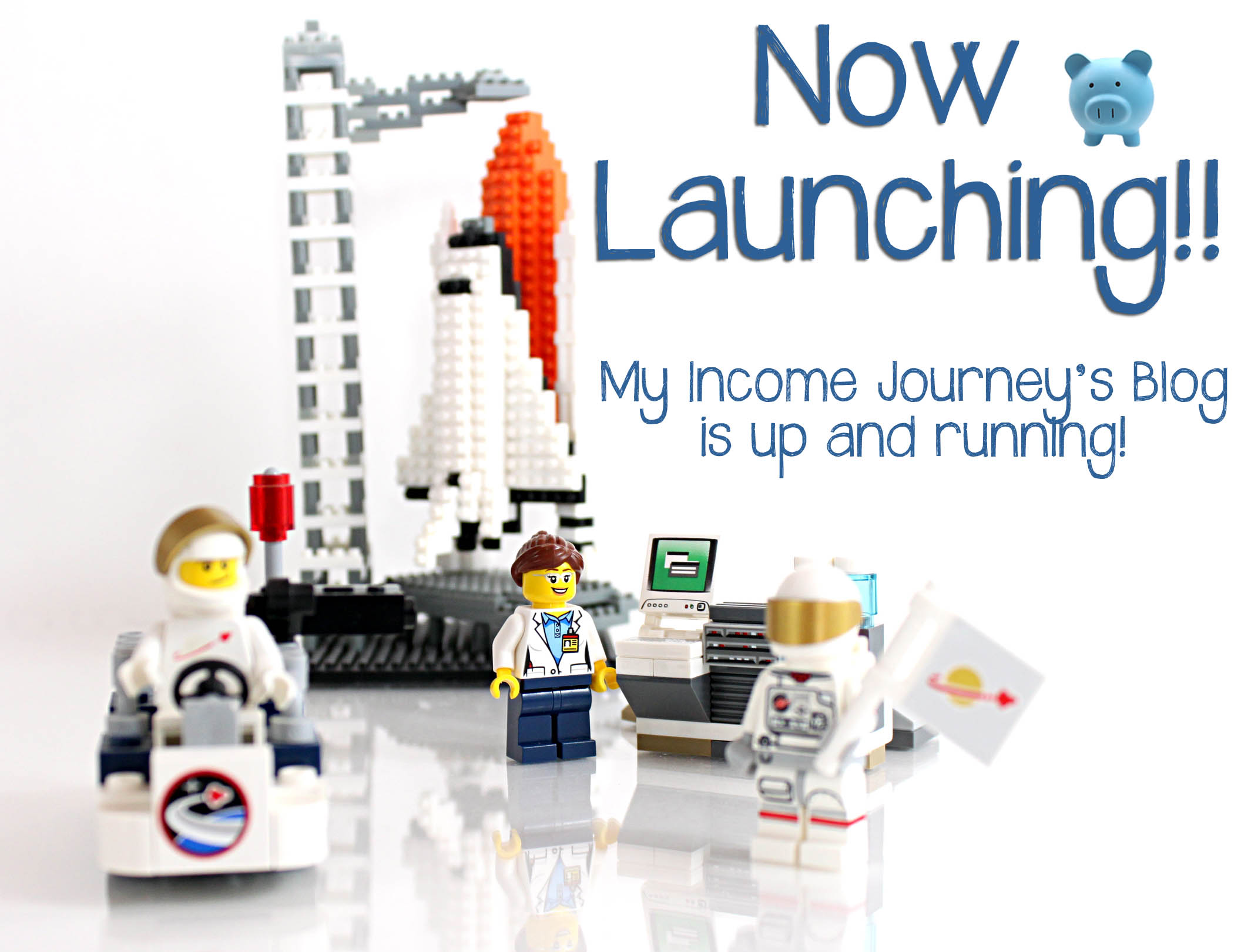 Blog is Ready to Launch!