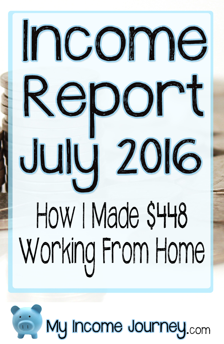 2016 July IncomeReport