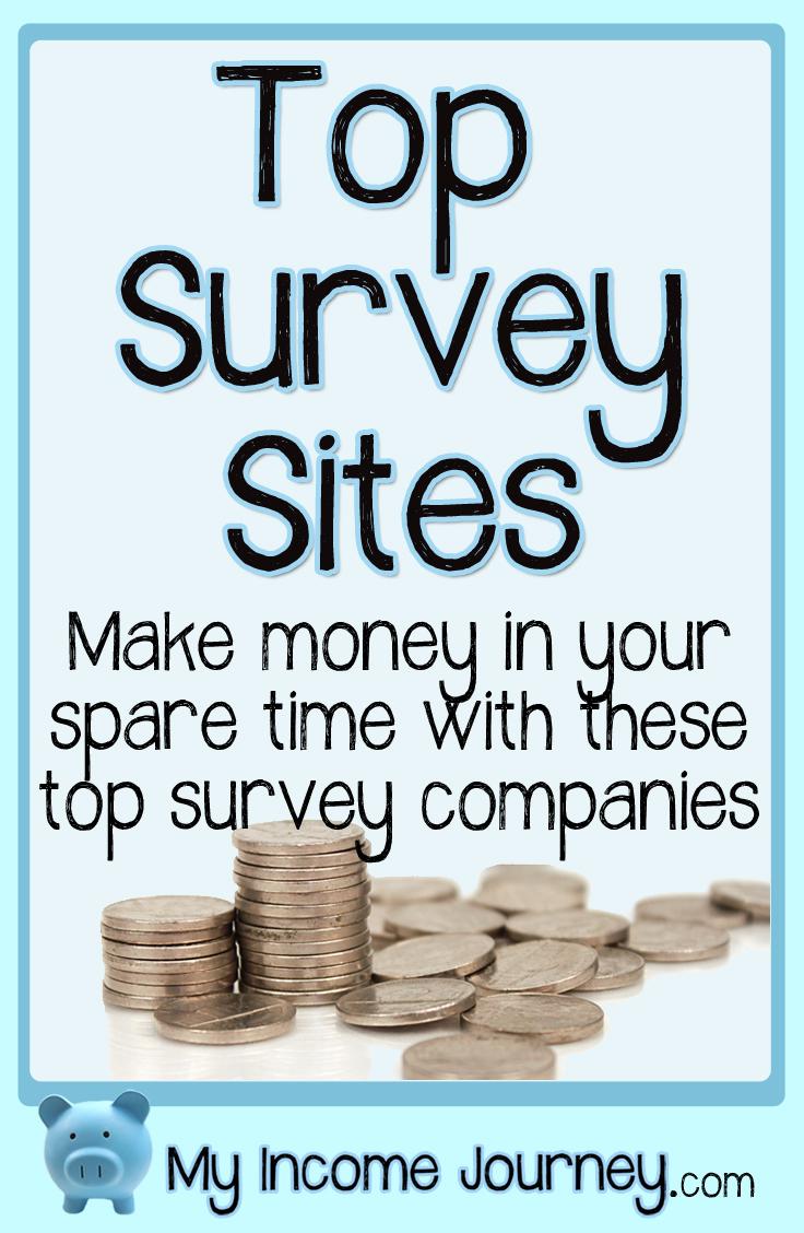 Top Survey Sites To Make Money