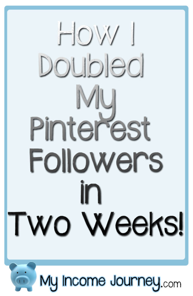 how to get followers on pinterest 2017