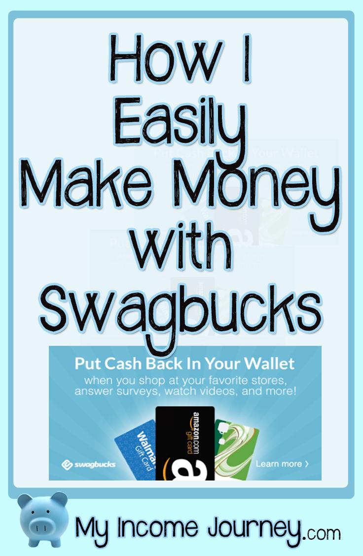 How I Make Money With Swagbucks