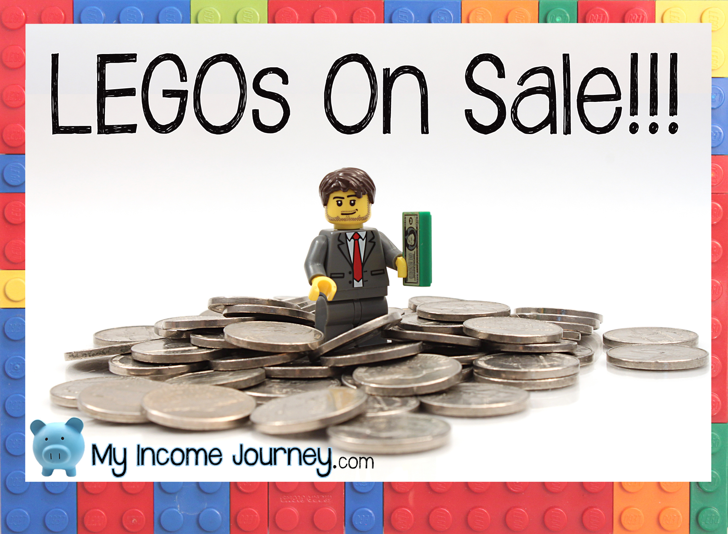 LEGOs On Sale