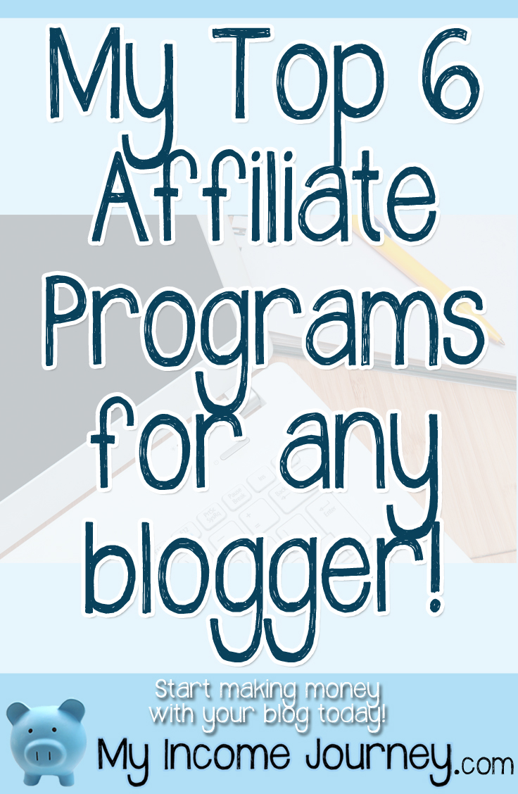 Top Affiliate Programs For Bloggers