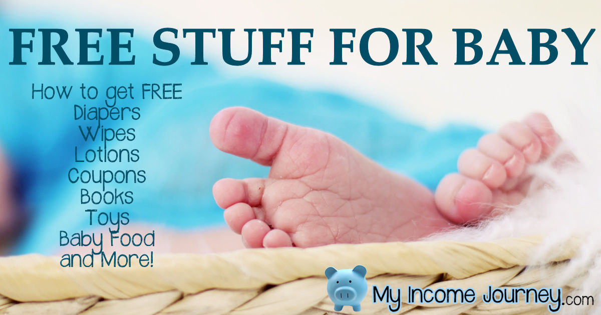 How to Get Free Diapers and Baby Coupons