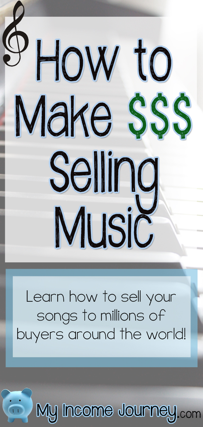 How To Make Money Selling Sheet Music