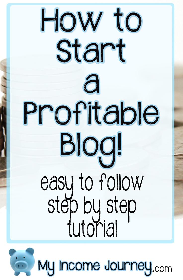 HowtoStartaProfitableBlogTutorial