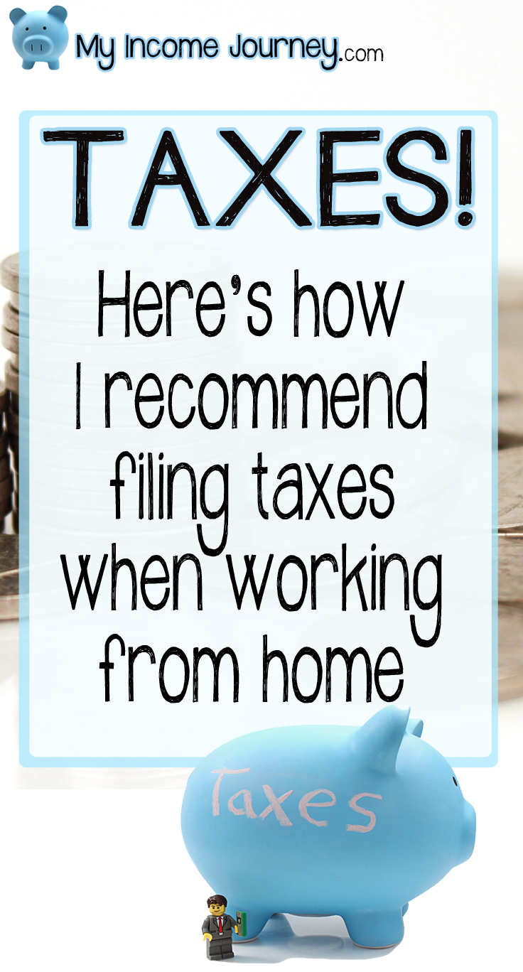Working From Home And Taxes