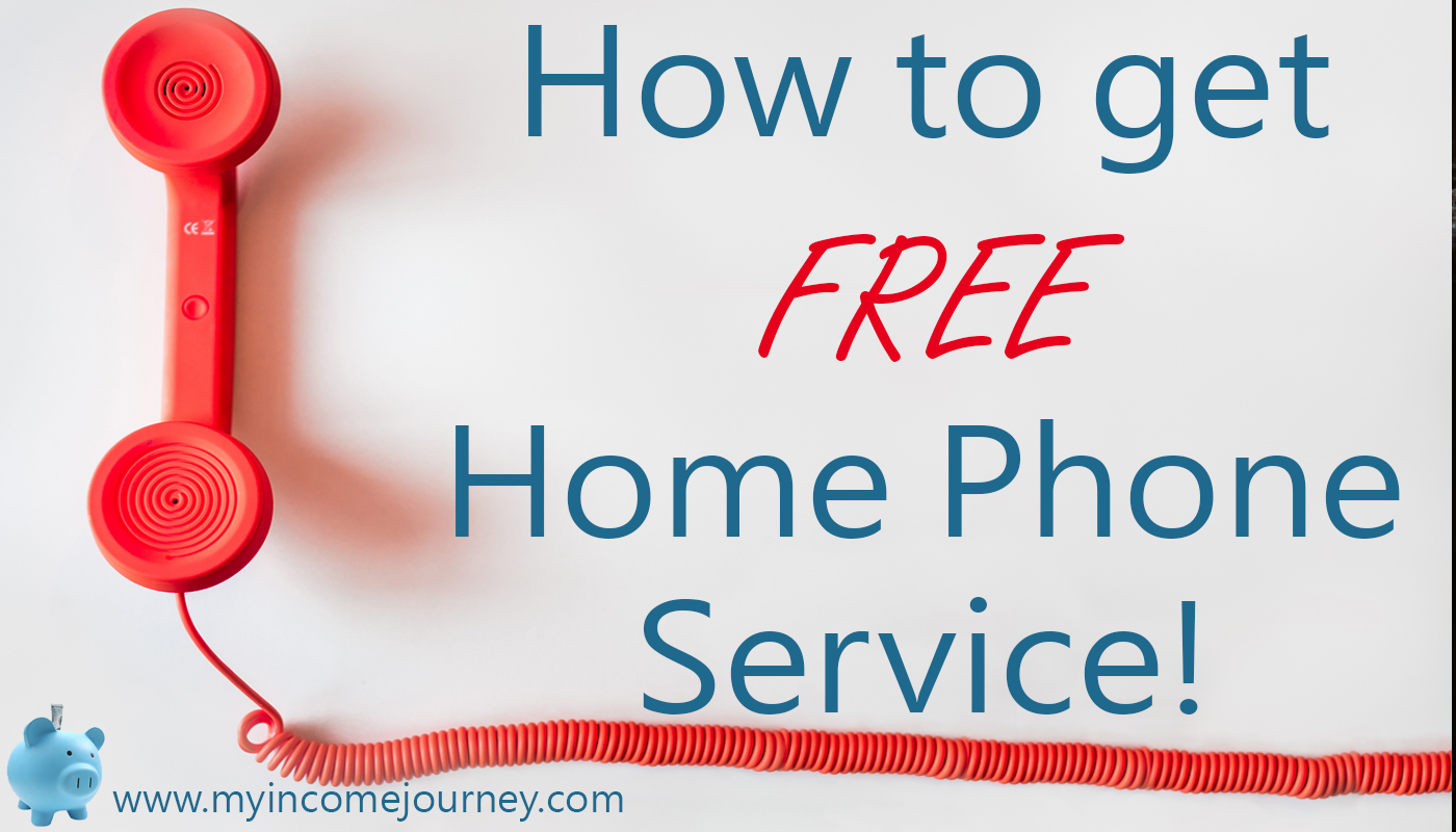 How To Get Free Home Phone Service My Income Journey Verizon Internet Plans Without Unique Cell